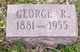 George Rufus Brown