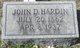 John D. Hardin