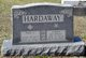 "Lynda ""Miss Linnie"" <I>Moorman</I> Hardaway"