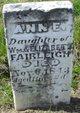 Ann E. Fairleigh