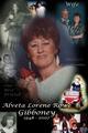 Profile photo:  Alveta Lorene <I>Rowe</I> Gibboney