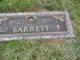 Profile photo:  Betty L. Barrett