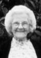 Profile photo:  Ada May <I>Strout</I> Tufts