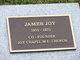 James Joy