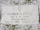 Profile photo:  George H. Adams