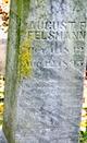 Profile photo:  August Carl Ferdinand Felsman