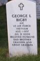 Profile photo:  George Leslie Bigby