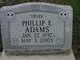 """Profile photo:  Phillip E """"Smiley"""" Adams"""