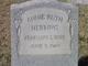Annie Ruth Herring