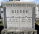 Profile photo:  Adolph Wieder