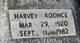 Harvey Koonce