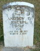 Profile photo:  Andrew Thomas Raglin
