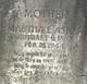 Martha Elizabeth <I>Richardson</I> Asher