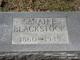Sarah E Blackstock