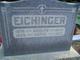 Profile photo:  Adolph Eichinger