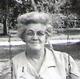 Profile photo:  Charlott Edna <I>Steed</I> Throneberry