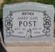 Janet Gail <I>Smith</I> Post