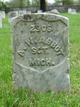 Sgt Amos W. Abbott
