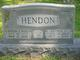 Profile photo:  Bertha Ellen <I>Ross</I> Hendon