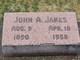 Profile photo:  John A Jakes