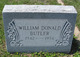 William Donald Butler
