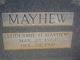 Ludeamie H Mayhew