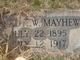 Grady Washington Mayhew