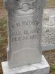 Edmund McGruder Mayhew
