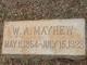 William A. Mayhew