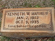 Kenneth W. Mayhew