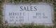 Profile photo:  Bernice Irene <I>Chapman</I> Sales