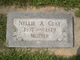Nellie Alice <I>Becker</I> Clay