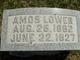 Profile photo:  Amos Lower