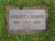 Rev Robert Leon Harris