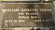 "William Gordon ""Bill"" Young"