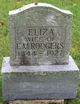 Eliza <I>Mathews</I> Rodgers