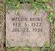 Melvin Akins