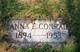 Anna Elizabeth <I>Henderson</I> Conrad