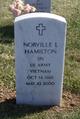 Profile photo:  Norville L Hamilton