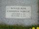 Profile photo:  Bonnie Rose <I>Chisholm</I> McBride
