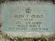 Profile photo:  Glen Vear Child