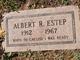 Albert Ray Estep