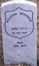 William H Kennedy