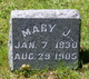 Mary Jane <I>Smith</I> Schramling