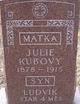 Julie Kubovy
