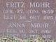 Fritz Mohr