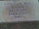 Martha Clyde <I>Kelly</I> Belcher