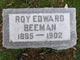 Roy Edward Beeman