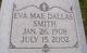 Eva Mae <I>Dallas</I> Smith