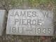 James W. Pierce